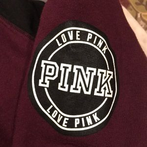 PINK Victoria's Secret Tops - PINK sweat jacket